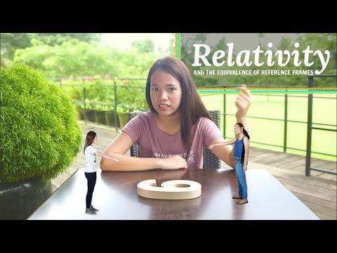 Breakthrough Junior Challenge 2017 | Relativity & The Equivalence of Reference Frames