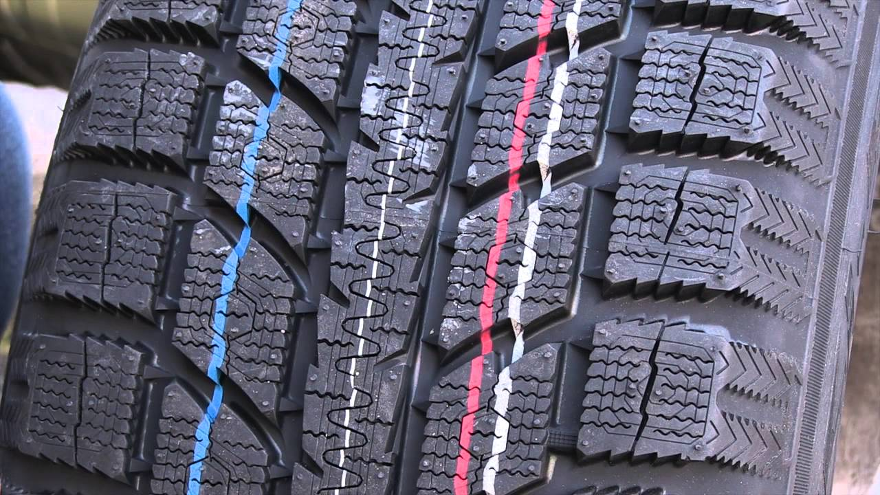 14 Tires For Sale >> Toyo Observe GSi-5 Winter tire review - YouTube