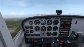 A2A Cessna 172 | Slow Flight / Stalls / Spins | ORBX NorCal