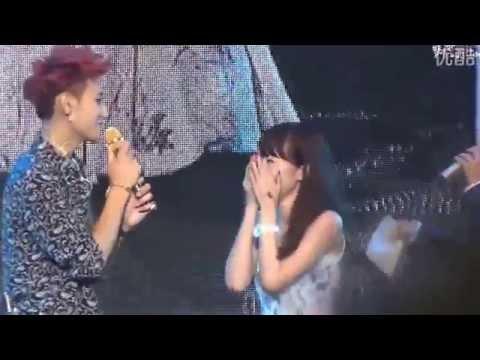 [LPTAO] 150823 Z.TAO Mini Concert in Beijing 《Kiss Goodbye》