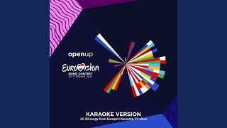 Voilà (Eurovision 2021 - France / Karaoke Version)