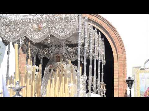 Salida Hermandad de La Paz - Semana Santa de Sevilla 2014