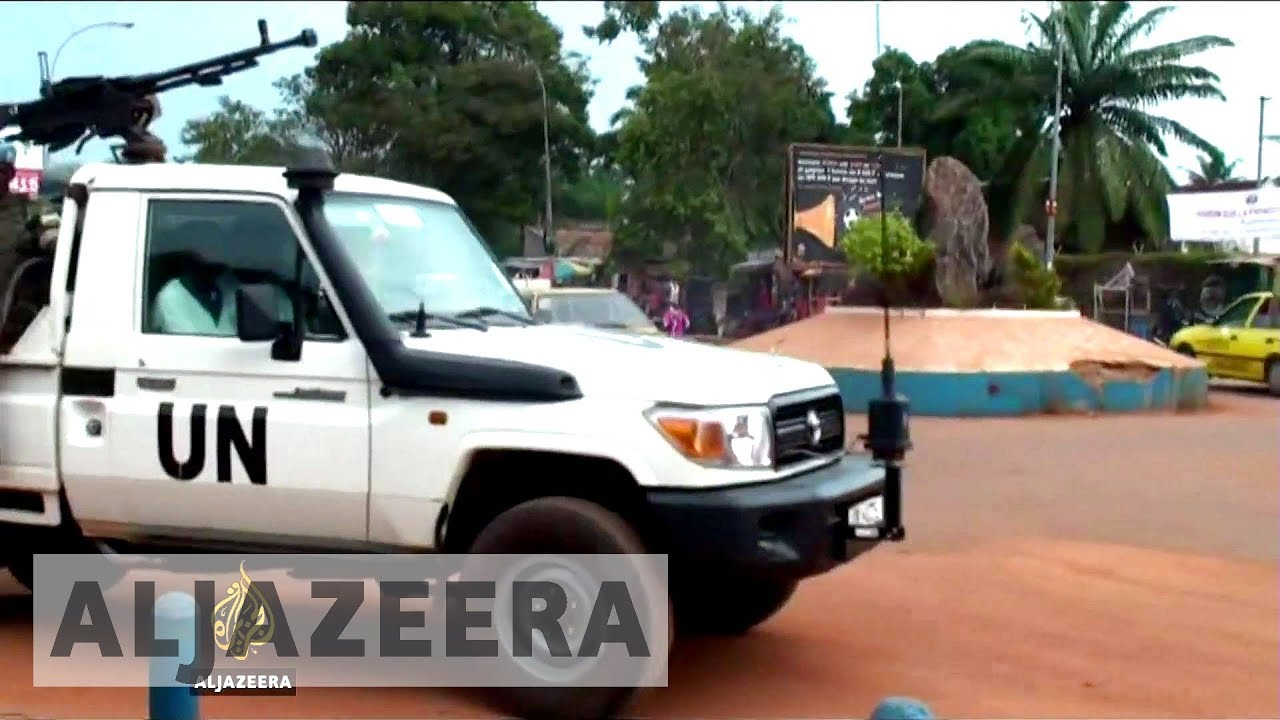 Is the UN tackling sex abuse by peacekeepers in CAR?