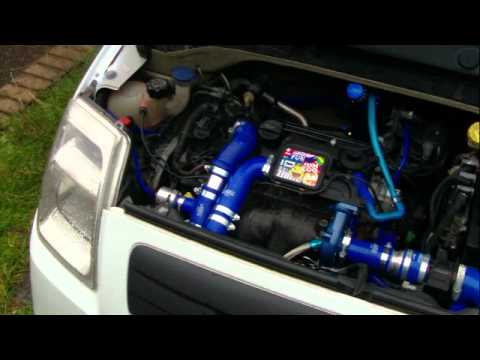 Citroen C2 Hdi Dump Valve Engine Bay Youtube