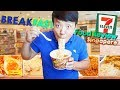 Best Food At Singapore 7 Eleven Breakfast Food Review