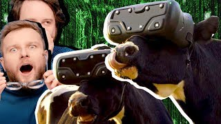 Matrix dla krów (NIE CLICKBAIT) - Lekko Stronniczy #1088