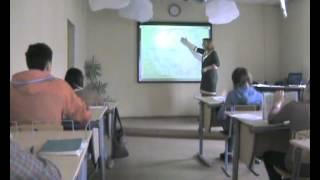 Урок географии в 7 классе с учителем Ткаченко Н.И.