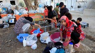 Flüchtlingslager Moria: Unhaltbare hygienische Zustände