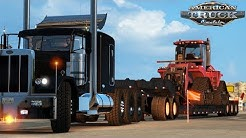 American Truck Simulator: Oversize Load - Peterbilt 389 Heavy Duty - San Simon AZ