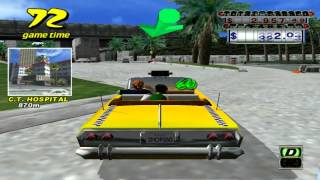 ♔ [RE] Decouverte jeux retro | Crazy Taxi | Episode 1 ♔