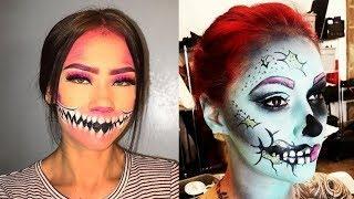 DIY Halloween Makeup Tutorials Compilation - LAST MIN. HALLOWEEN MAKEUP #7