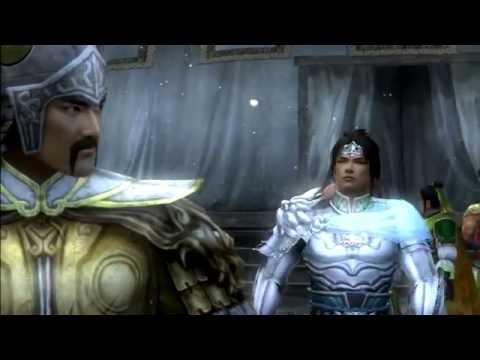 Dynasty Warriors 6 - Zhao Yun Musou Mode 1 - Battle of Hu Lao Gate