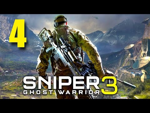 "Sniper: Ghost Warrior 3 | Ep.4 ""Cut Off"""