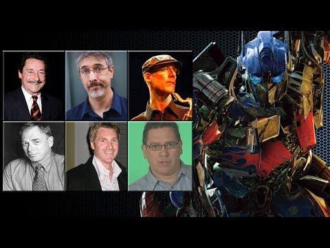 Characters Voice Comparison -
