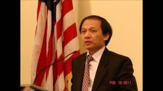 Hội luận của thiếu tá Liên Thành nb Việt Thường về Nguyễn Đình Thắng