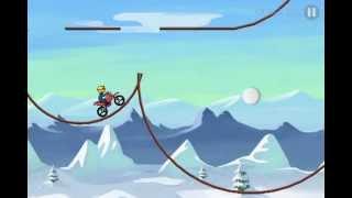 0808 - Arctic 2 - Level 8 - BIKE RACE Walkthrough