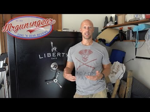 Mrgunsngear Reviews Liberty Safe Fatboy Jr.