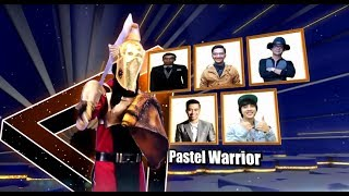 Video Pastel Warior Bawain Lagu 'Cukup Tau' Suaranya Bikin Meleleh! | The Mask Singer Eps. 6 (5/6) GTV download MP3, 3GP, MP4, WEBM, AVI, FLV Maret 2018