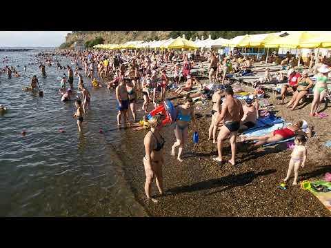 #365. 24.06.19 Анапа. Море. Пляж БФО