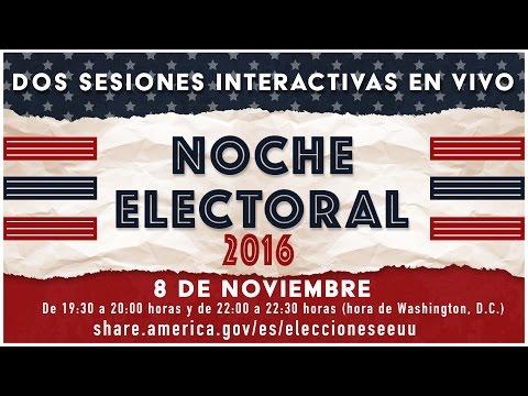 Election Night 2016 - Guadalajara