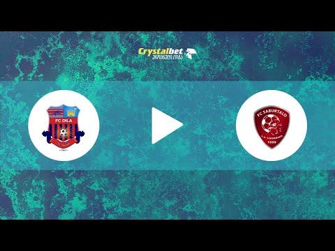 Dila Gori Saburtalo Tbilisi Goals And Highlights