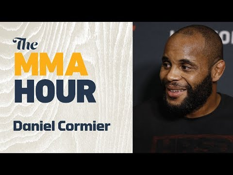 Daniel Cormier Wanted To Throw Away His UFC Belts After Being Knocked Out By Jon Jones
