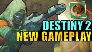 Destiny 2: NEW EDZ GAMEPLAY! More Swords, New Faction Vendor, Exotics, & More!