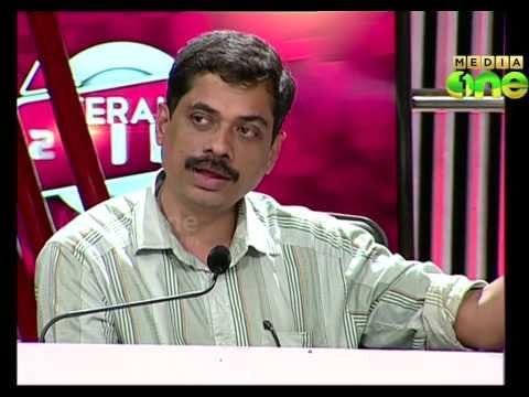 Blessy, Sister Jasmy, Dileep Raj and Adam Ayoob in Freedom Expression - Kerala Summit 23-2