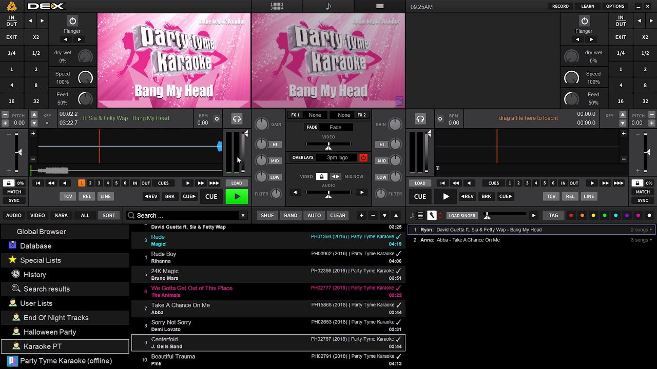 PCDJ DEX 3 | New Karaoke Features Found in Version 3 10 (and up)