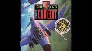 Chuck Yeager´s Air Combat (Dos PC) / 1991 / Electronic Arts