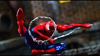 Kaiyodo Amazing Yamaguchi Revotech Amazing Spider Man Review