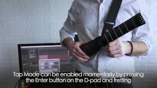 Jamstik DAW walk-through using SONAR | Jamstik+ Smart Guitar