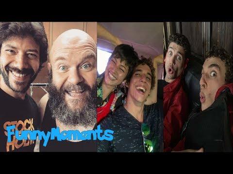 La Casa De Papel: Part 3 | Behind The Scenes | Funny Moments