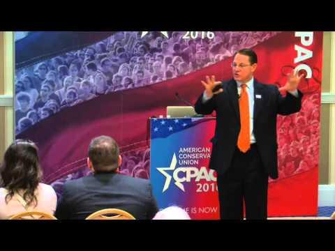 CPAC 2016: Federal Land Grab