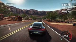 NFS Hot Pursuit - SideWinder Porsche 911 Targa 4S FullHD Gameplay PC|PS3|Xbox 360