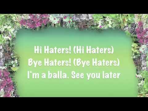 Cymphonique-Lil Miss Swaggar Lyrics