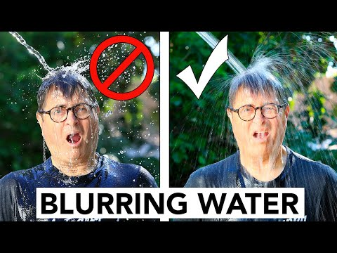 How to Blur Water in Landscape Photos: Essential Tips