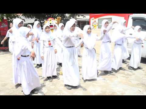 Milkuat Dance Competition SDN Badahan 01