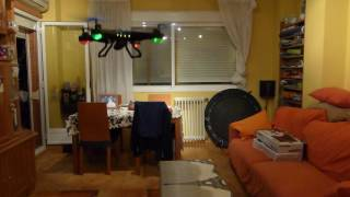 sky quest drone ax 5 test vuelo