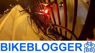 d58c35d629a Knog Blinder MINI Safety Lights! Bike Commuting BikeBlogger