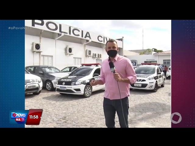 O Povo na TV - Suspeitos de assaltar bancos morrem em confronto com a polícia em Campina Grande