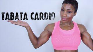 30 Minute Tabata Cardio Workout | Intense Workout | Total Body | Follow Along