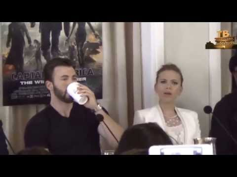 Press Conference Captain America The Winter Soldier Movie Premiere