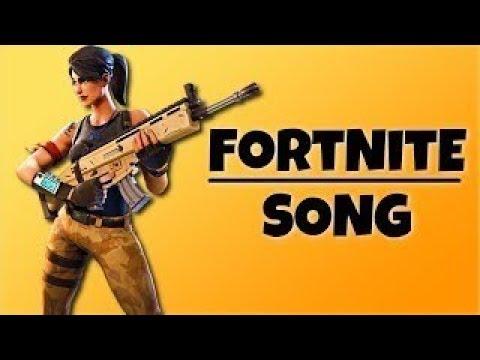 FORTNITE SONG by Danergy (Official Fortnite Video)