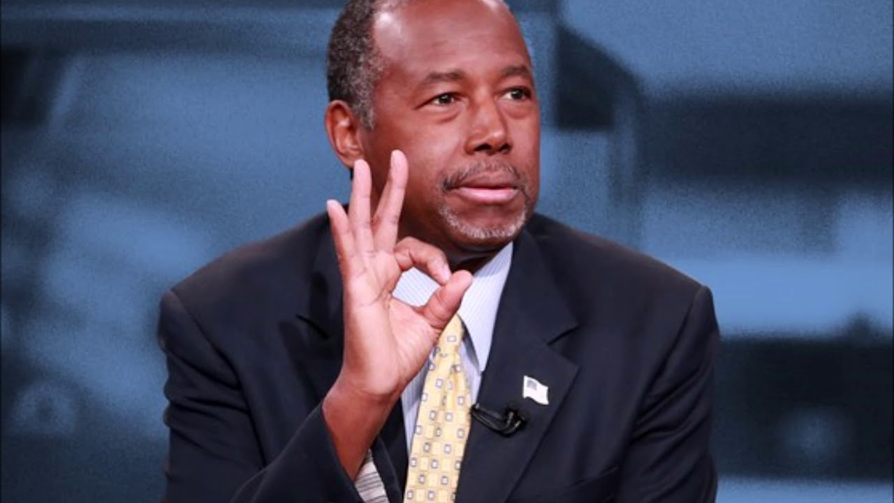 Baltimore Has Official Canceled Uncle Ben Carson