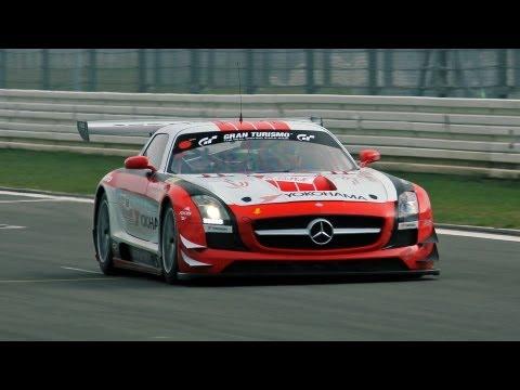 Best of Racing Sounds: SLS AMG GT3, R8 LMS Ultra GT3, 458 Challenge, F430 GT2 & More!