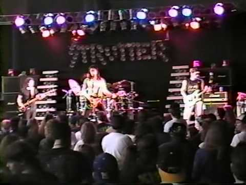 Ace Frehley tribute FRACTURED MIRROR 2000 Man ROCKET RIDE