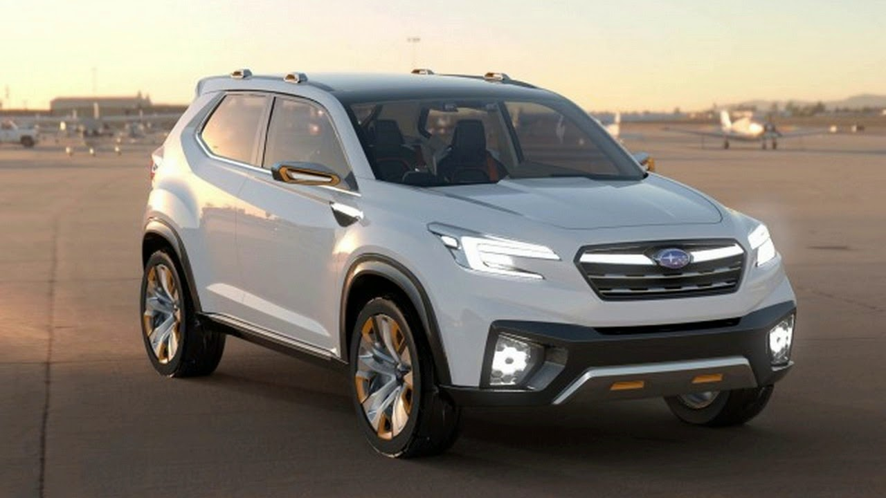 Subaru Forester 2019 Review >> Amazing 2019 Subaru Forester Redesign Youtube