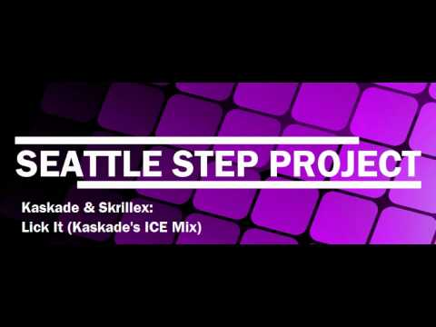 Kaskade & Skrillex - Lick It (Kaskade's ICE Mix)