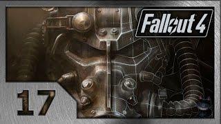 Fallout 4. Прохождение 17 . Тайна исчезновения пропавшего патруля.